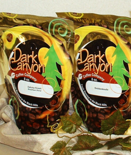 Highlander Grogg Dark Canyon Coffee - 2oz
