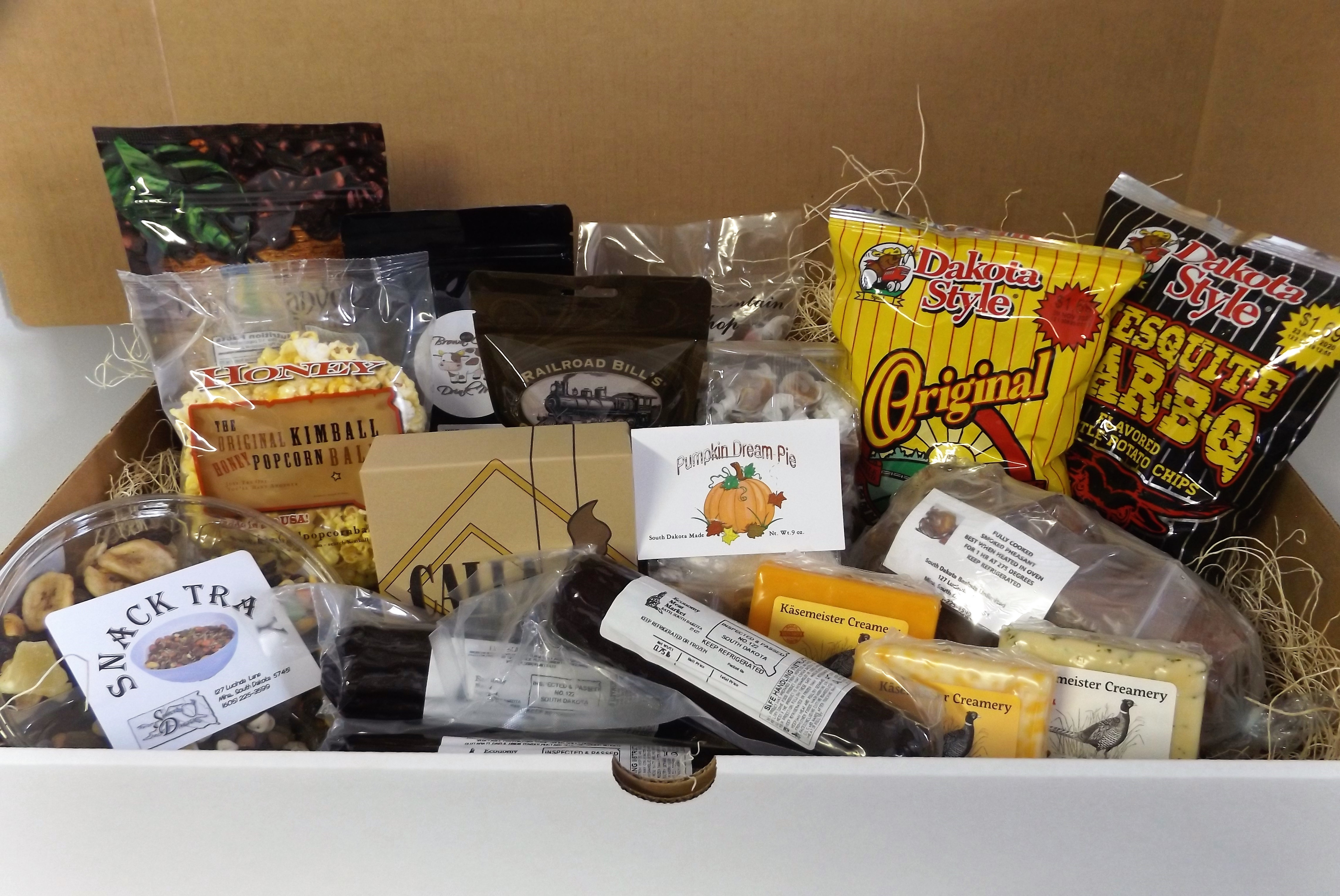 The Granddaddy Gift Box