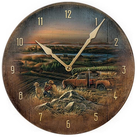 Wall Clock - Best Friends