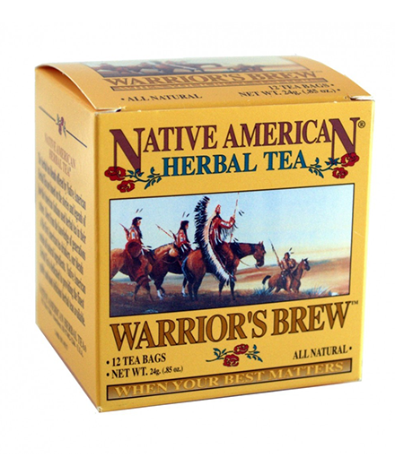 Native American Herbal Tea