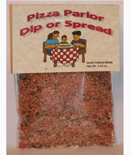 Pizza Parlor Dip Mix or Spread