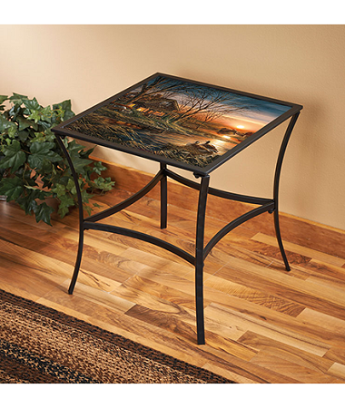 Accent Table - Shoreline Neighbors
