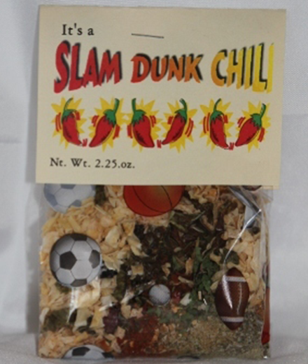 Slam Dunk Chili Mix