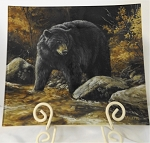 Rosemary Millette Bear Platter