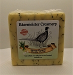 Käsemeister Green Onion Cheddar Flavored Cheese