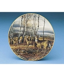 Whitetail Plate Series - The Birch Line