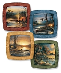 Mini Plate Series - Camping Series: Outdoor Tradition