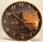 Wall Clock - Comforts of Home