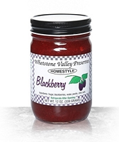 Whetstone Valley Blackberry Preserves