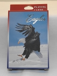 South Dakota Playing Cards - Eagles