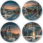 Mini Plate Series - Sharing the Evening