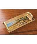 Rosemary Millette Antler Tray