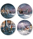 Mini Plate Series - Winter Wonderland