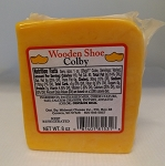 Wooden Shoe Colby Flavored Cheese